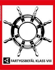 Fartygsbefäl klass 8