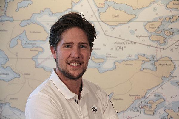 Adam Jonsson instruktör förarintyg och kustskepparintyg