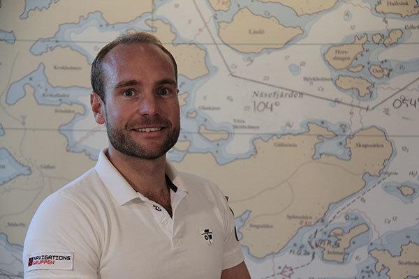 Eric Nordberg instruktör förarintyg, kustskepparintyg och båtcoach