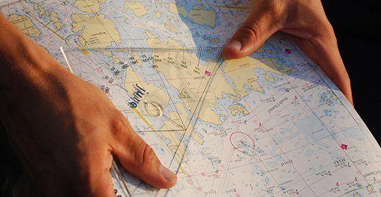 Professionell båtförarintyg kurs