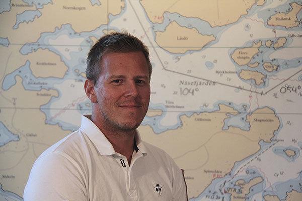 Kim Lindström instruktör förarintyg, kustskepparintyg, manöverintyg och båtcoach