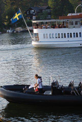 Båtförarintyg kurs