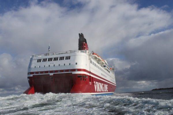 Vhf src kurs för stora fartyg