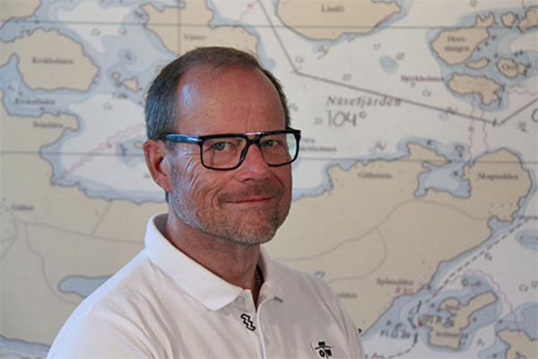 Thomas Rapp instruktör båtcoach och handhavande av snabba fartyg