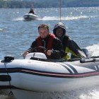 Båtutflykt utbildning