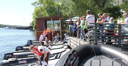 Båtutflykt kurser i Stockholm