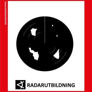 Radarutbildning kurs för båt