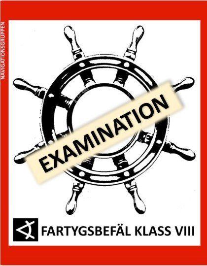 Examination Fartygsbefäl klass 8 – Göteborg | Navigations Gruppen