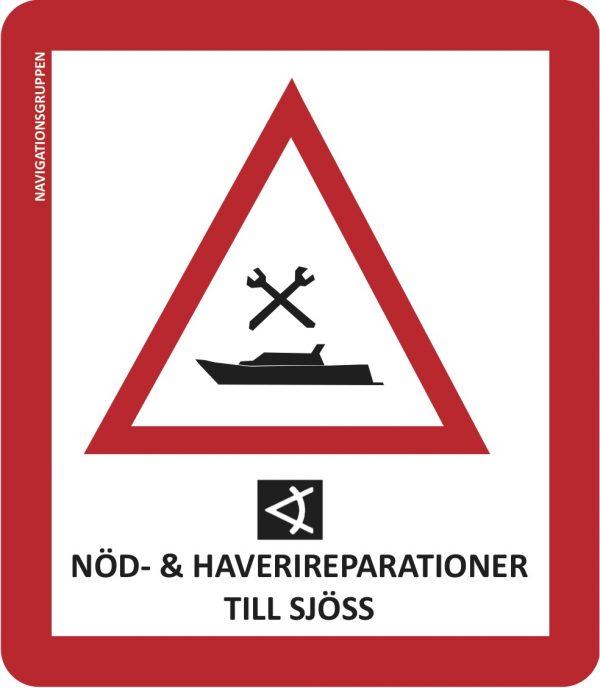 Nöd- och Haverireparationer till Sjöss – Stockholm | | Navigations Gruppen