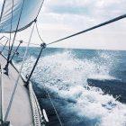 Hantera en segelbåt i kustvatten - Seglarkurs | Navigationsgruppen