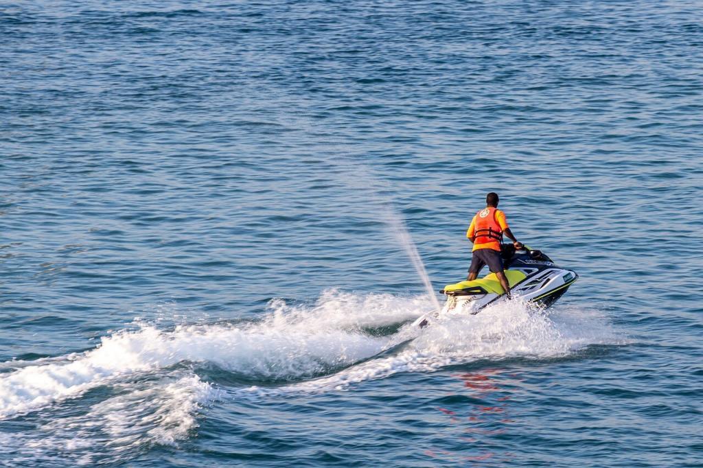 vattenskoter körkort